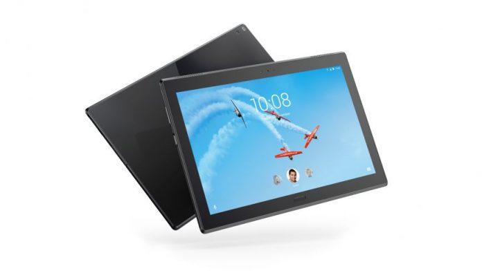 В России стартовали продажи «семейных» планшетов Lenovo Tab 4