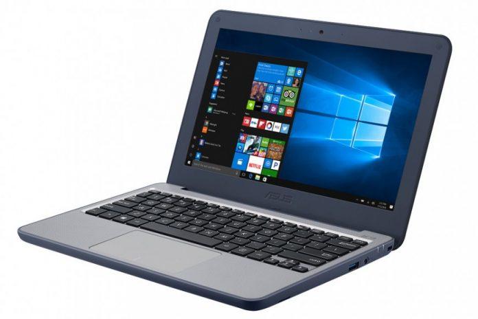 ASUS представила свой первый ноутбук на ОС Windows 10 S