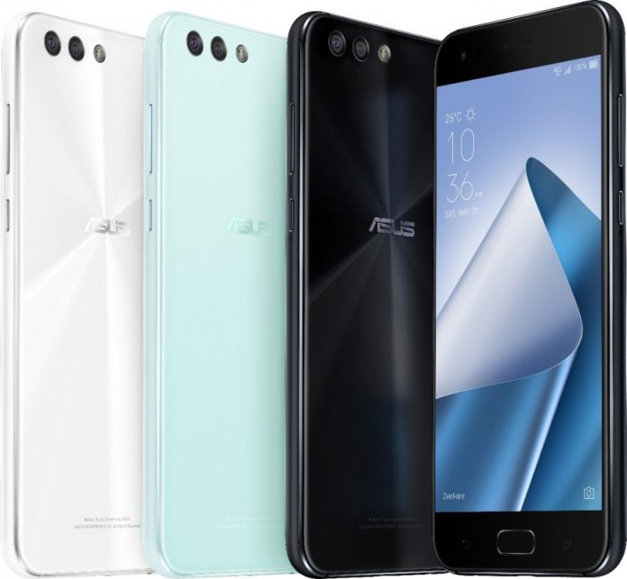 ASUS официально представила смартфоны ZenFone 4 и ZenFone 4 Pro