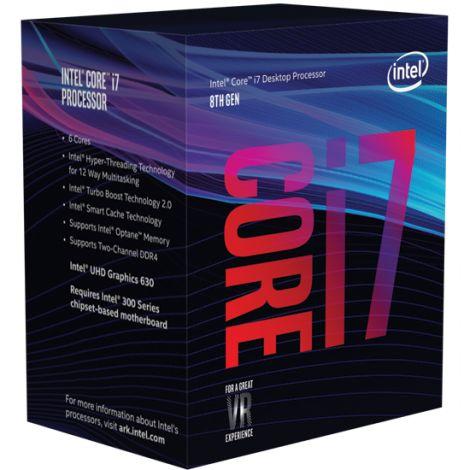 Intel официально представила процессоры Core восьмого поколения