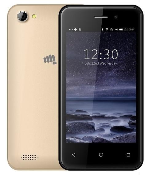 Micromax Q3001 Bolt — ультрабюджетный смартфон всего за 2590 руб.