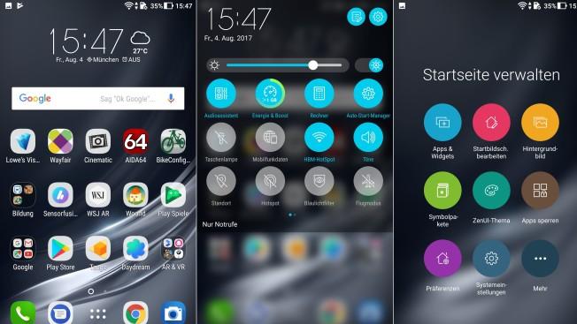 Тест смартфона Asus ZenFone AR: Слишком горячее танго