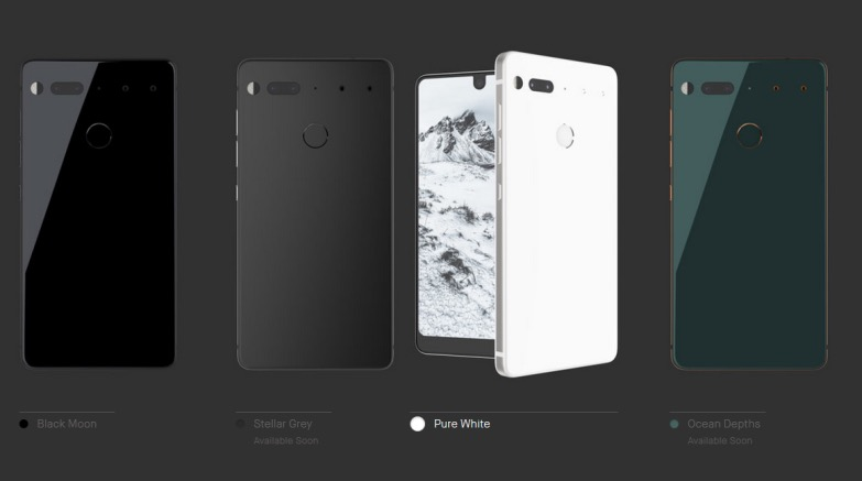 Новые смартфоны 2017 года