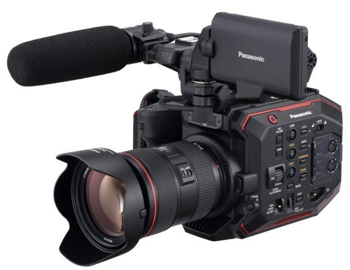 Panasonic раскрыла характеристики компактной кинокамеры AU-EVA1