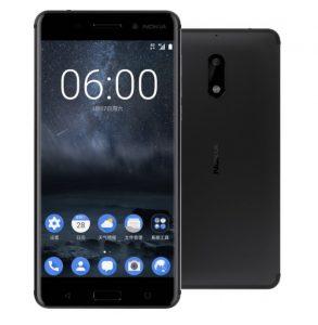 Как установить SIM-карту в смартфон Nokia 6