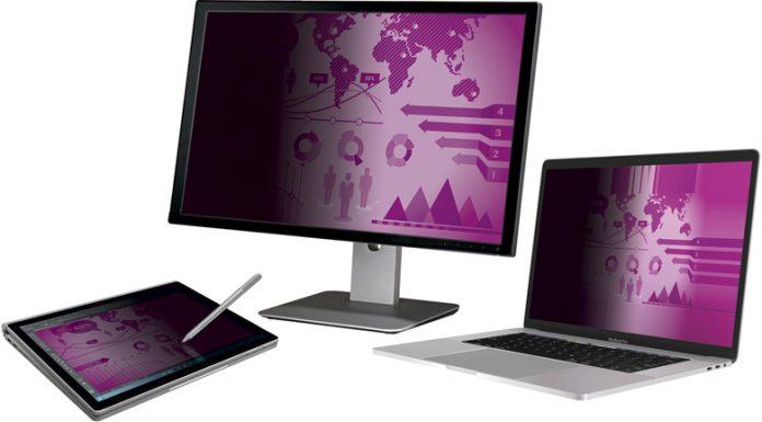 3M представила фильтр, защищающий экраны гаджетов от любопытных взглядов