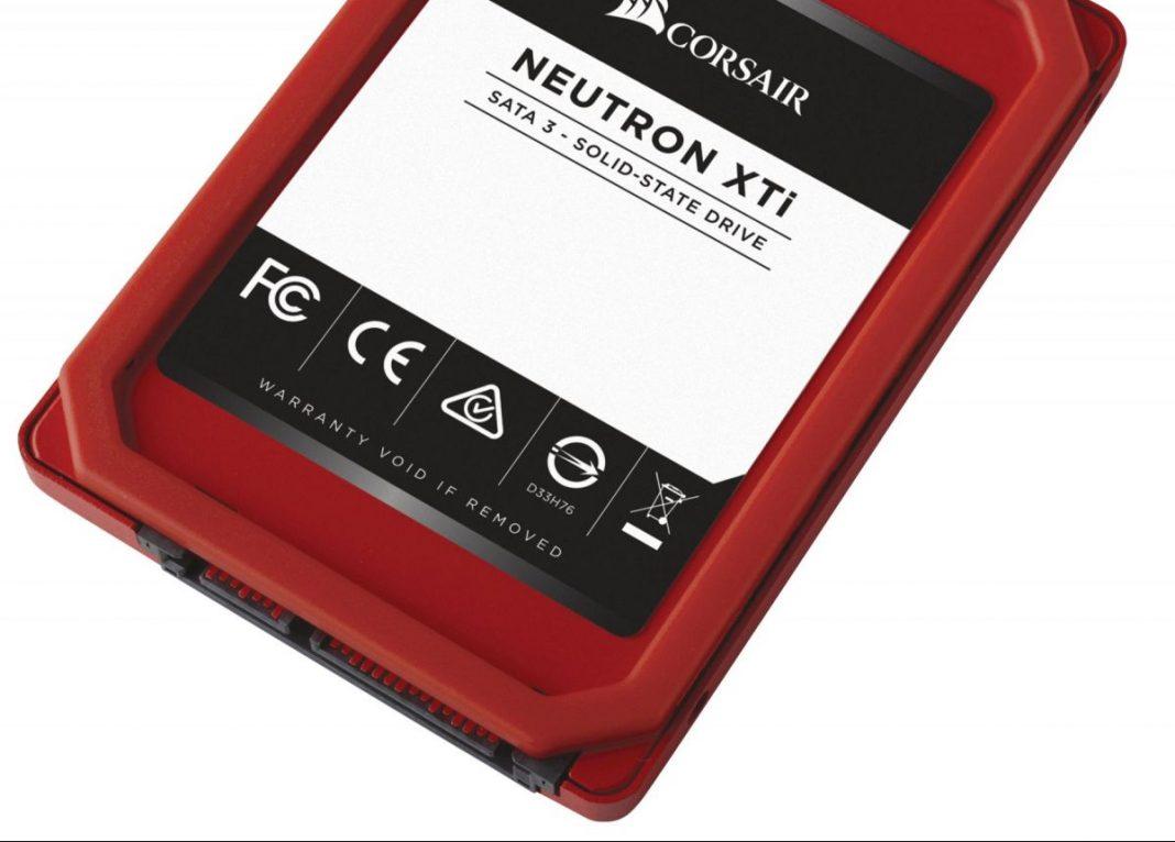 Тест и обзор SSD Corsair Neutron XTi 960GB
