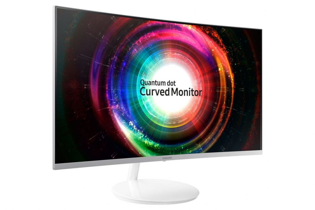 Тест и обзор монитора Samsung C27H711: Изогнутый экран с технологией Quantum Dot