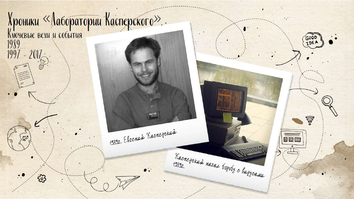 «Лаборатория Касперского» представила новую версию антивируса в день своего 20-летия
