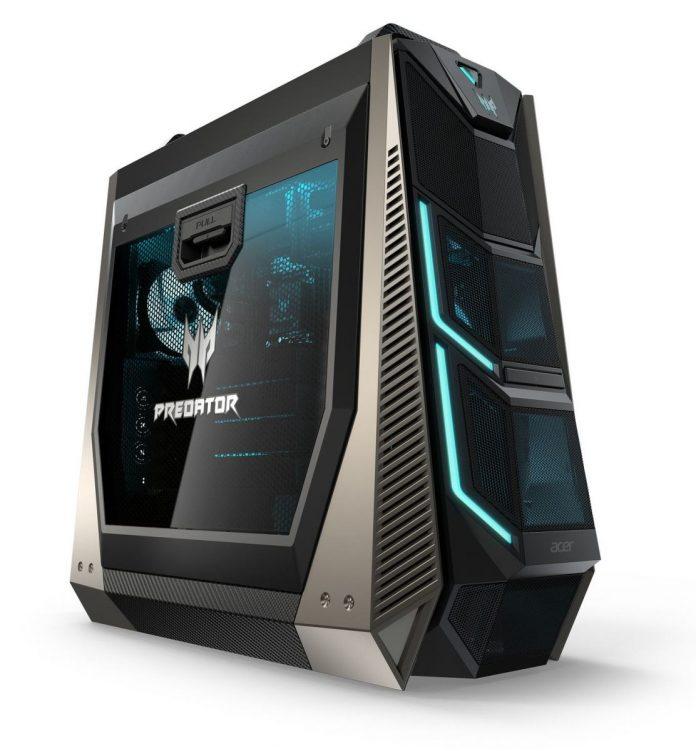 Acer Predator Orion 9000: безумный игровой компьютер с 18-ядерным процессором и 128 Гб оперативной памяти