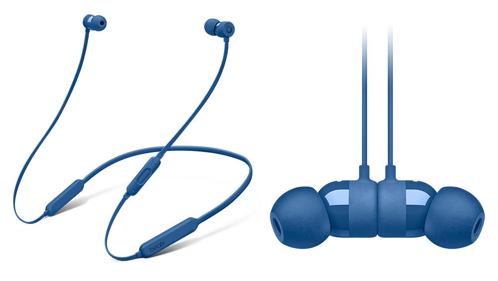 Скрепляются воедино с помощью магнитов: BeatsX можно носить как колье.