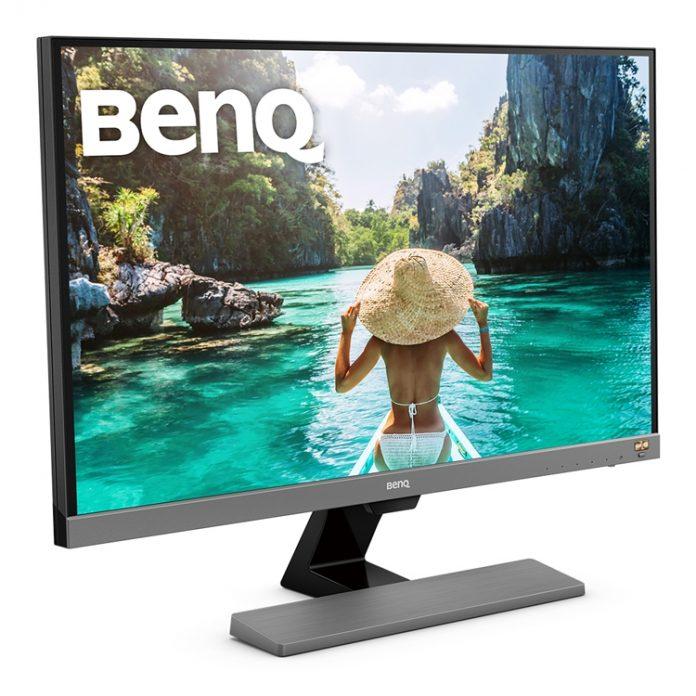 BenQ готовит к выходу 27-дюймовый монитор EW277HDR