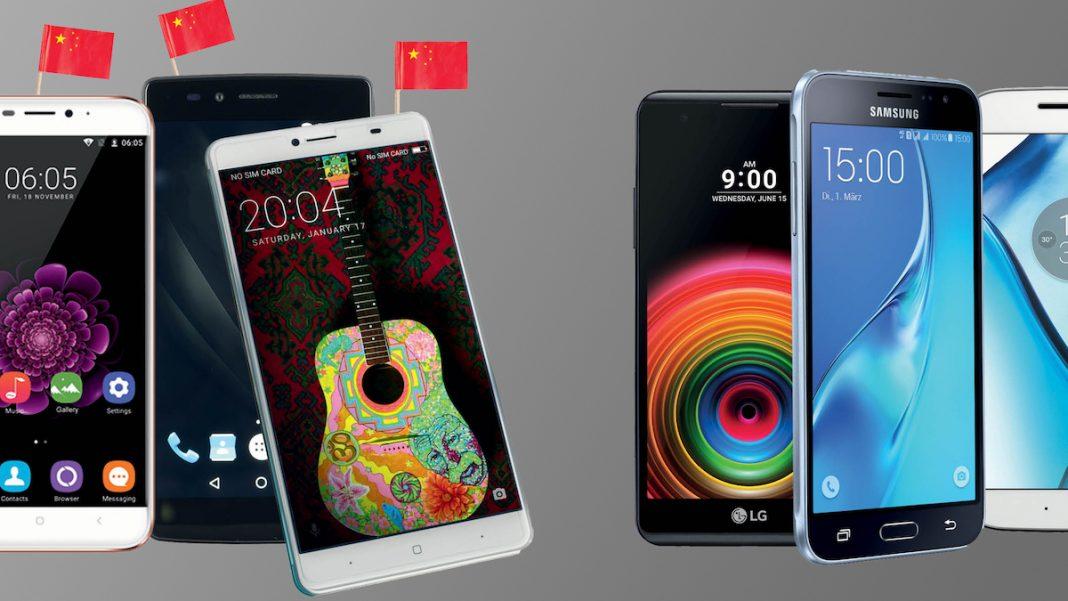 Китайские смартфоны против брендовых: детальное сравнение от Chip
