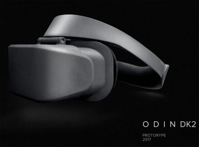 Представлен первый VR-шлем, созданный в России