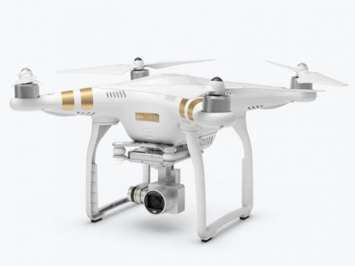 DJI запустила продажи дрона Phantom 3 SE