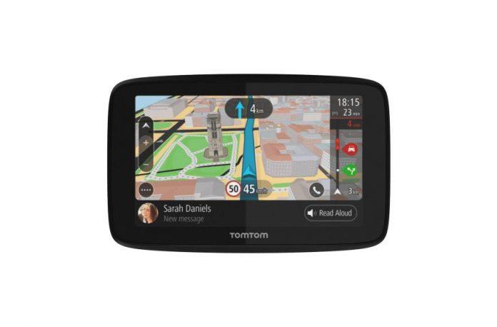 Тест навигатора TomTom Go520