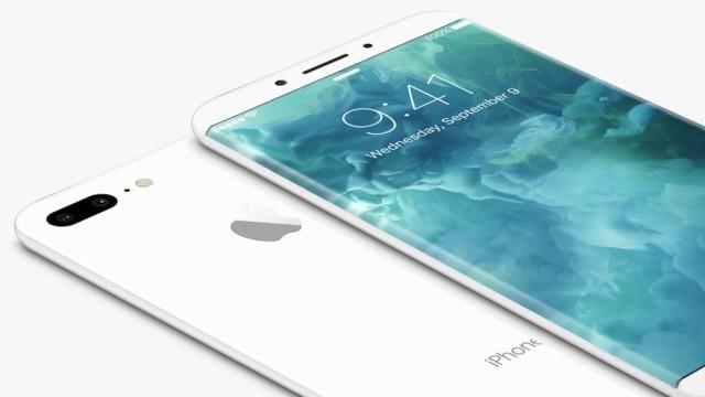Все слухи об Apple iPhone 8