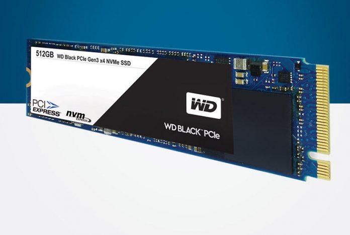 Тест SSD Western Digital Black PCIe 512GB