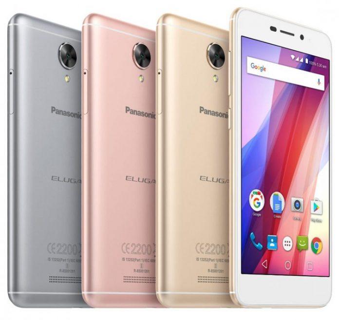 Panasonic анонсировала новый смартфон Eluga I2 Active