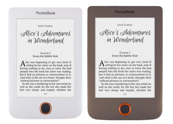 Pocketbook представила две новые электронные книги — Basic Lux и Basic 3