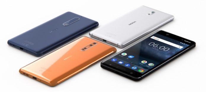 Мощный флагманский смартфон Nokia 8 представлен официально