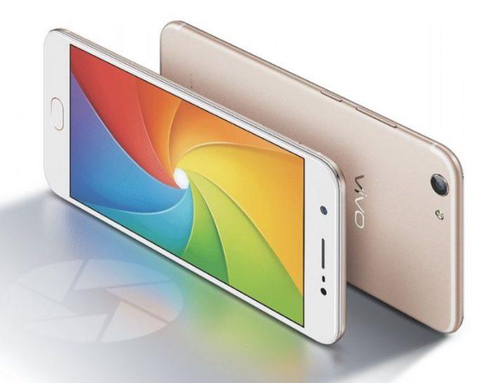 Vivo Y69 — новый смартфон с 16-мегапиксельной фронтальной камерой