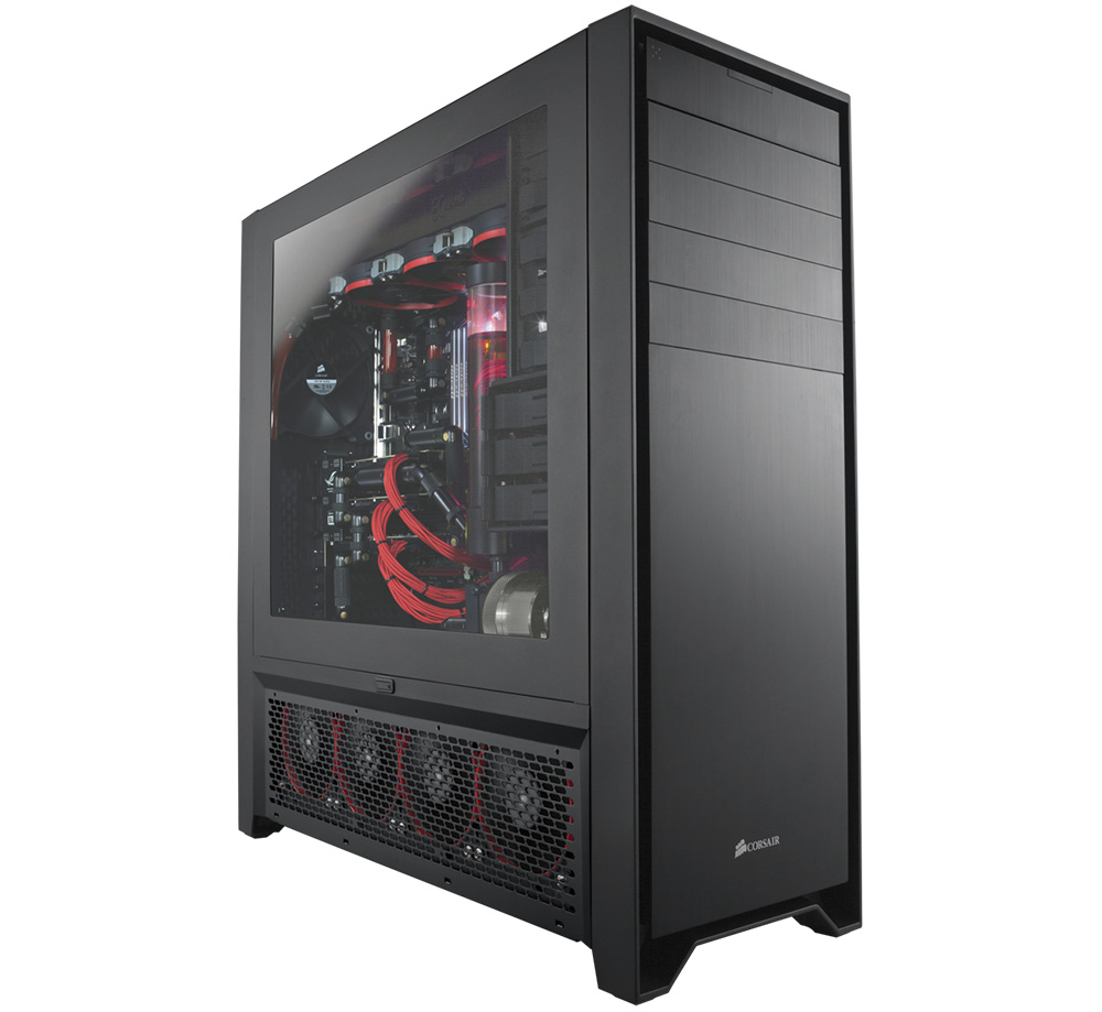 Corsair Obsidian 900D, Big Tower