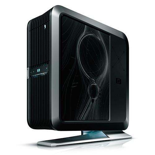 2007 год: HP Blackbird 002