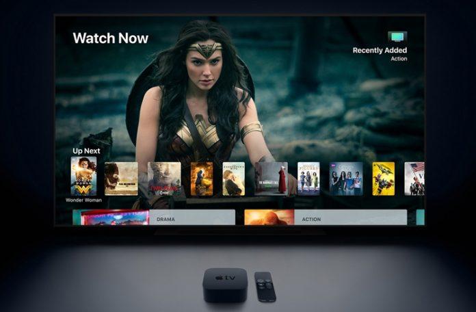 Новая версия Apple TV — теперь и в 4К!