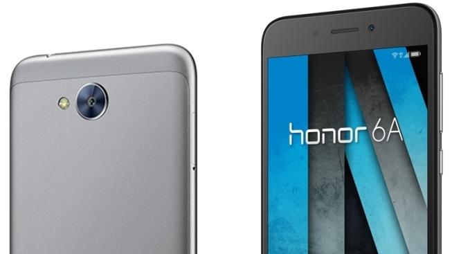 Honor 6A: недорогой LTE-смартфон в металлическом корпусе