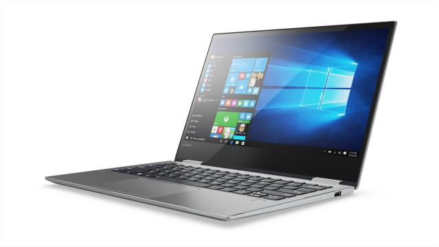 Обзор и тест ноутбука-трансформера Lenovo Yoga 720-13IKB