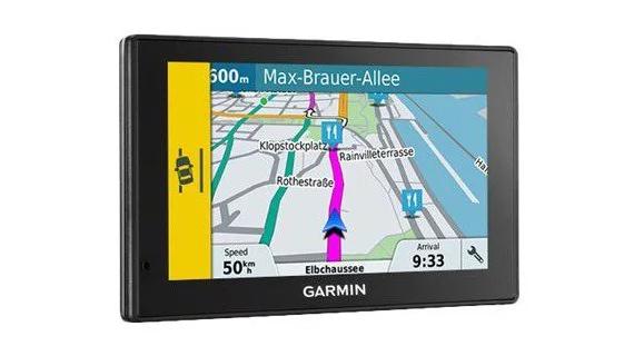 Тест и обзор навигатора Garmin DriveAssist 51 EU LMT-D