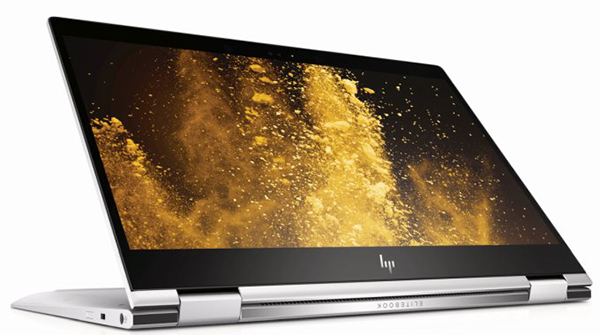 HP представила крутой ноутбук-трансформер EliteBook x360 1020 G2