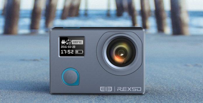 Elephone Explorer Dual — новая экшен-камера с двумя дисплеями