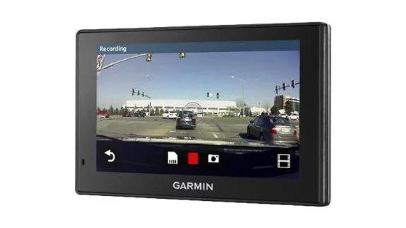 Интегрированный видеорегистратор является лишь одной из изюминок Garmin DriveAssist 51 EU LMT-D