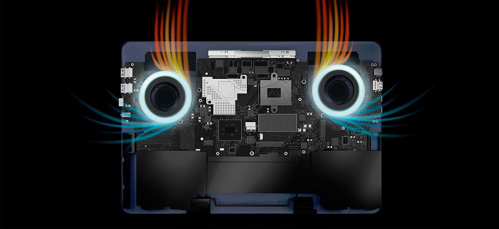 ASUS Zenbook Pro (UX550VE)