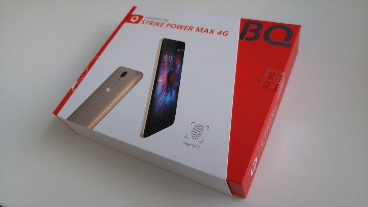 Обзор и тест смартфона BQ Strike Power Max 4g: до 7 дней без подзарядки