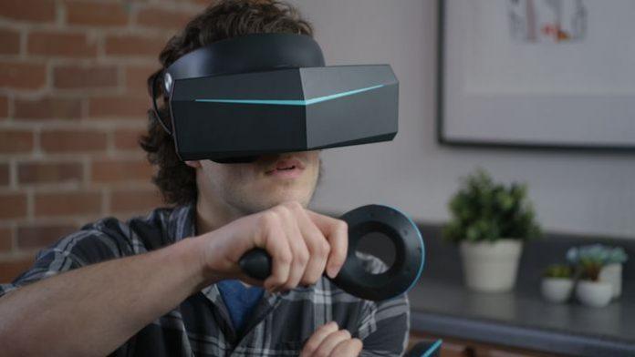 Pimax — первый в мире шлем виртуальной реальности с разрешением 8К и углом обзора 200°