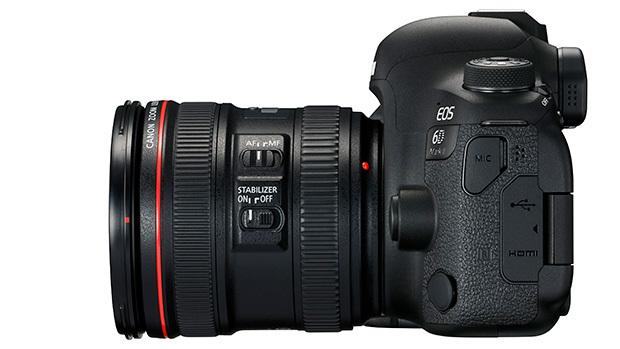 Тест и обзор фотоаппарата Canon EOS 6D Mark II