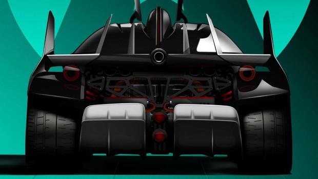 Из-за него Tesla выглядит устаревшей: электромобиль с 1180 л.с. и экстремальным ускорением