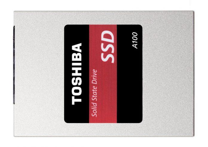 Тест SSD-накопителя Toshiba A100 120GB (THN-S101Z1200E8)