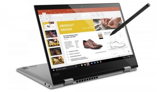 Lenovo привезла на IFA 2017 самый компактный ноутбук-перевертыш линейки Yoga