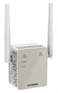 Тест WLAN-ретранслятора Netgear EX6120-100PES