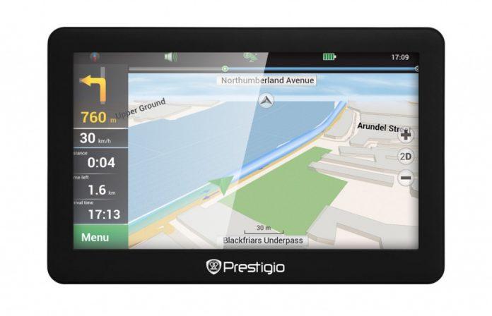 Навигаторы Prestigio получат российский софт от ПРОГОРОД