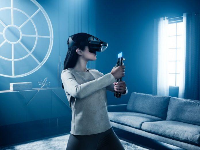 Почувствуй себя джедаем! Lenovo представила комплект дополненной реальности Star Wars: Jedi challenges