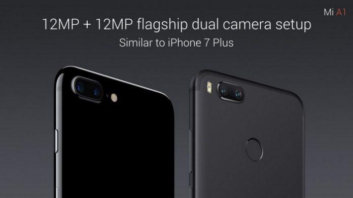 Камеру Xiaomi Mi A1 сравнили с OnePlus 5 и iPhone 7 Plus