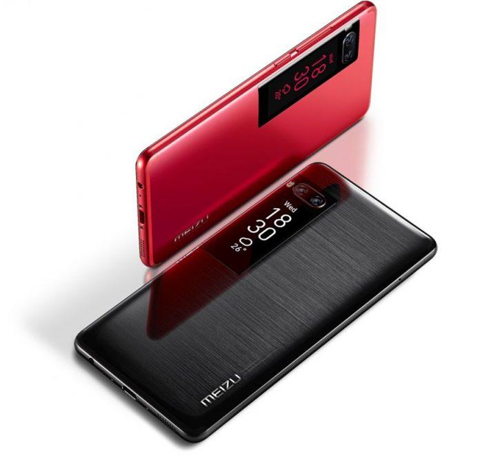 В России начались продажи смартфонов с двумя дисплеями Meizu Pro 7 и Pro 7 Plus