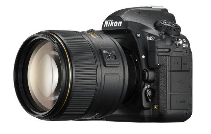 Nikon запустила российские продажи камеры D850
