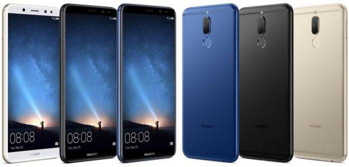 «Четырехглазый» Huawei Mate 10 Lite: все подробности рассекретили до премьеры