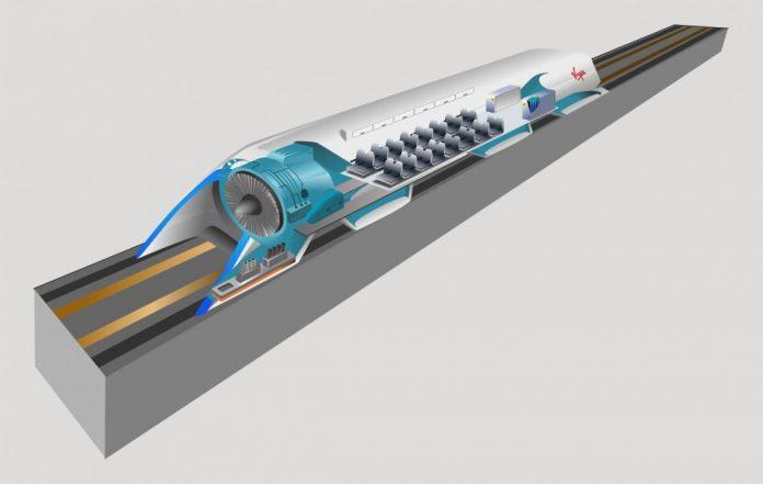 Hyperloop One огласила список возможных маршрутов вакуумных поездов
